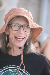 Connie Groh, 2015. Photo by Penny Long Marler.