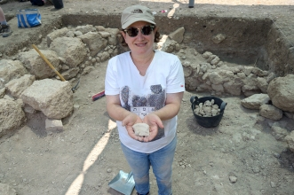 Dig in Israel, find cool stuff!